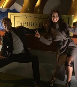 Gabriele Rossi con Alessia Macari: tapiro d'oro vicino?