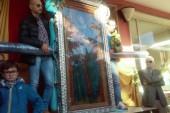 L'effige della santa patrona di Cerignola torna al santuario