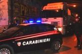 Cerignola, armati di fucili assaltano un tir cisterna che trasportava olio
