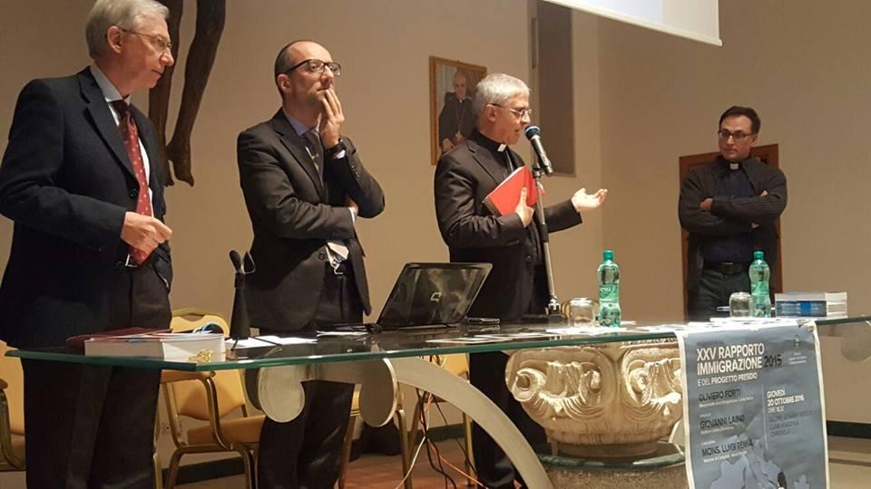Ministro Martina a Rosarno: