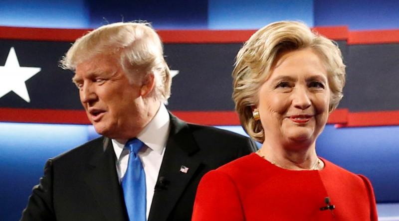 Elezioni Usa 2016: Hillary Clinton o Donald Trump? Ultimi sondaggi