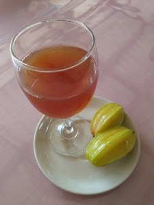 star-fruit-wine