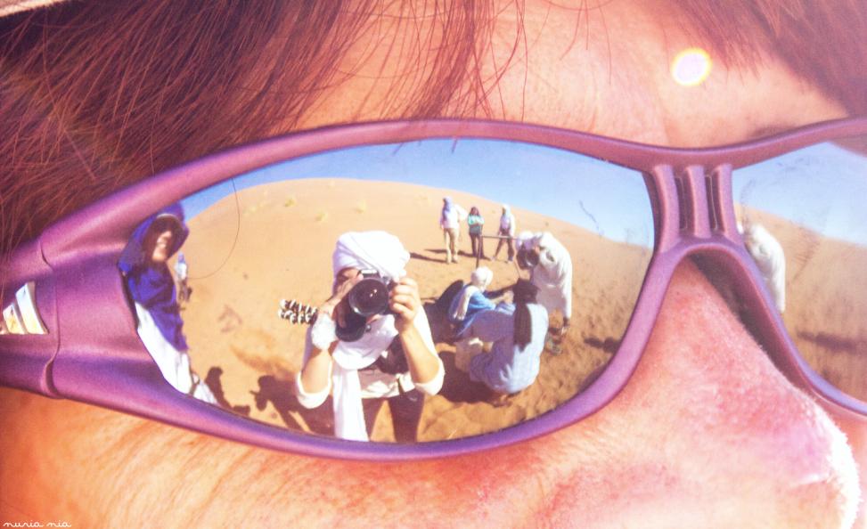 video corporatiu reportatge desert documental