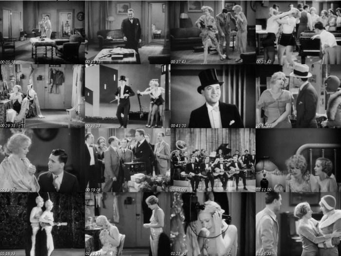 Fotogramas de la película 'Broadway' (1929).