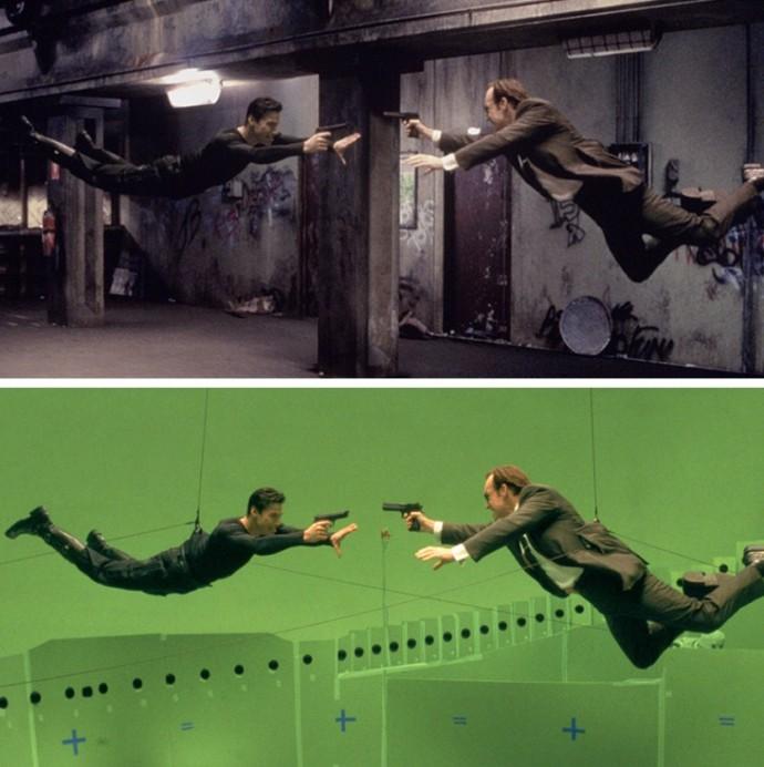 'Matrix' (Lana y Lilly Wachowski, 1999)
