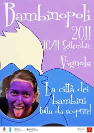 Bambinopoli 2011 - poster 2011