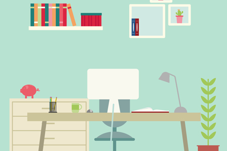 Home Office – 5 Tips on How to Set it Up