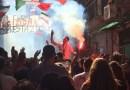 (VIDEO) Napoli. I Quartieri Spagnoli abbracciano il loro campione: Marco Di Costanzo