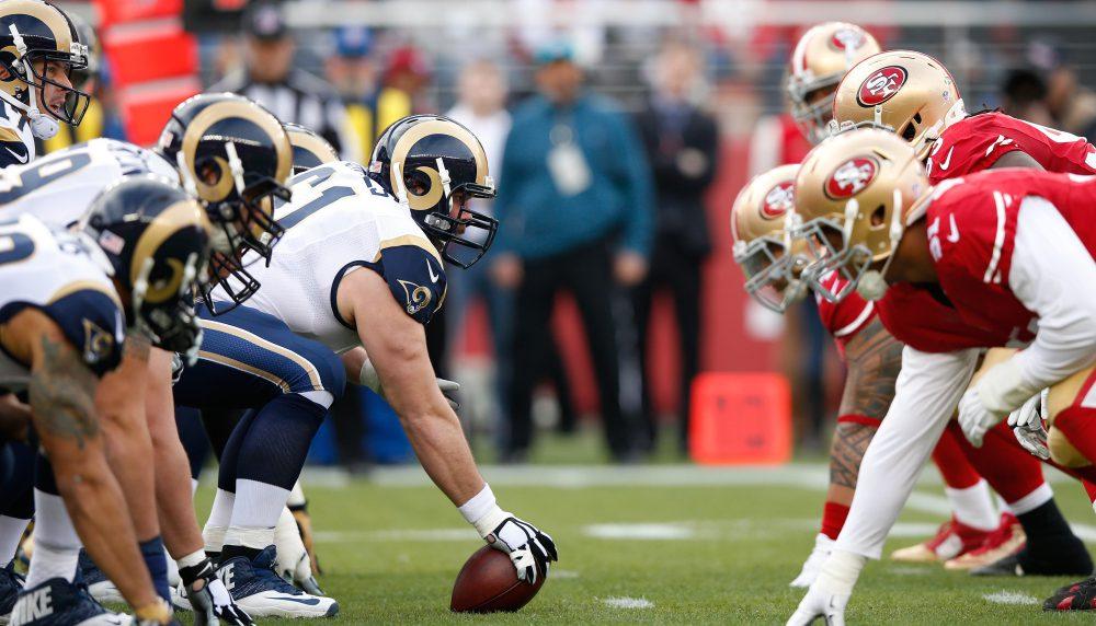 Preview Week 1: Rams @ 49ers