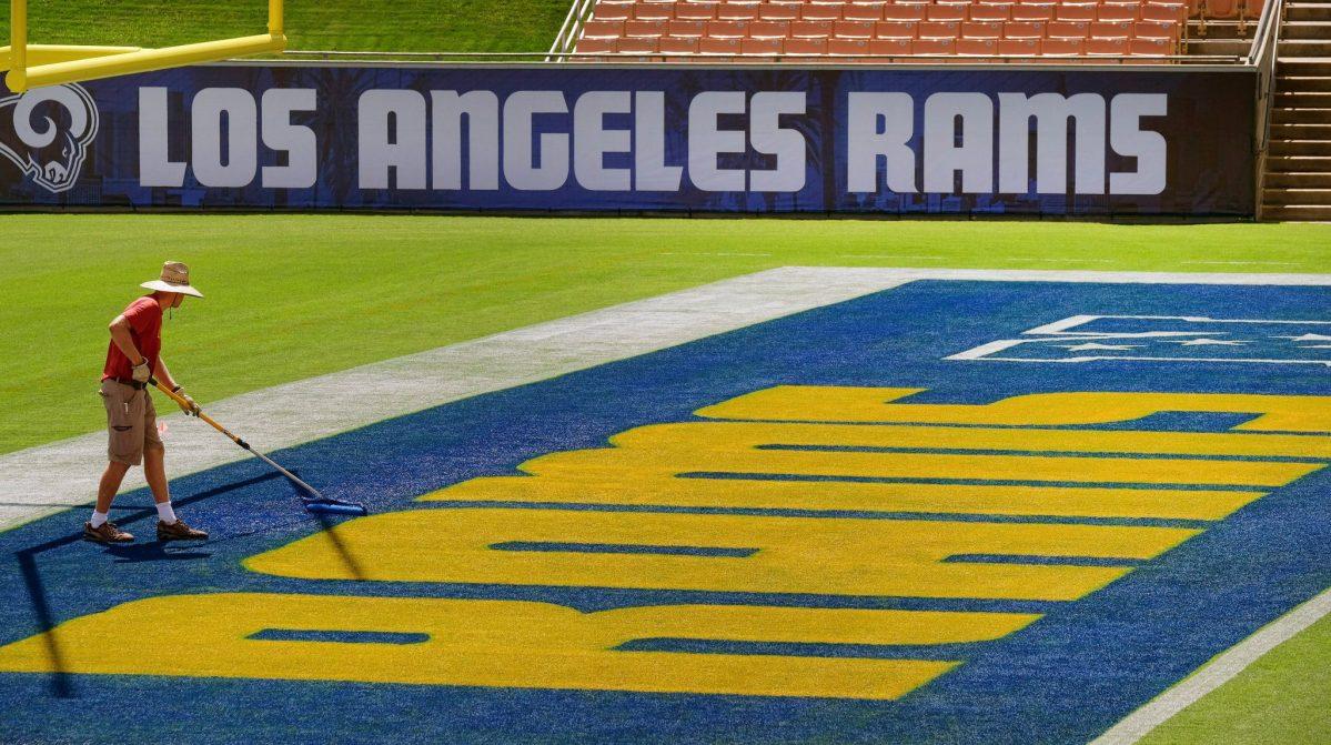 Preview Week 2: Rams vs. Seahawks