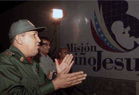 Hogares de la Patria arropó a cuatro misiones anteriores, entre ellas Hijos de Venezuela y Niño Jesús. Foto: Nuevo Día