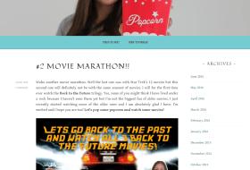 LAMB #1838 – Popcorn and Film
