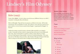 LAMB #1851 – Lindsey's Film Odyssey
