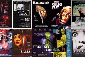Cult Chops (October) – Slasher Movies