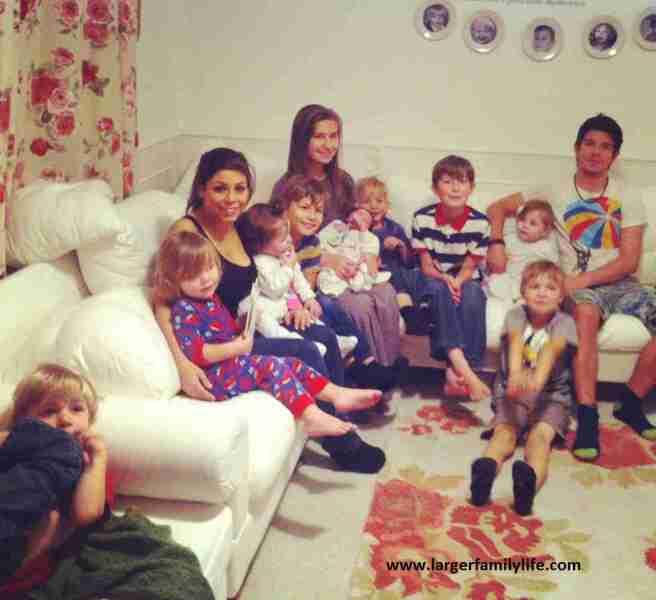 All twelve children - 1st December 2012