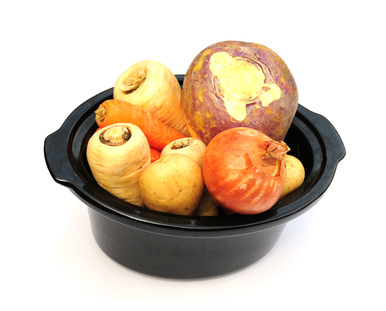 stew pot vegetables