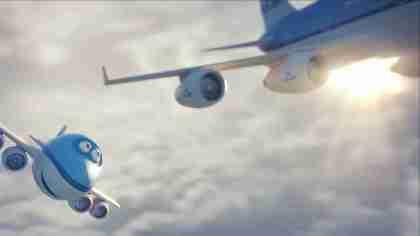 KLM Bluey 01