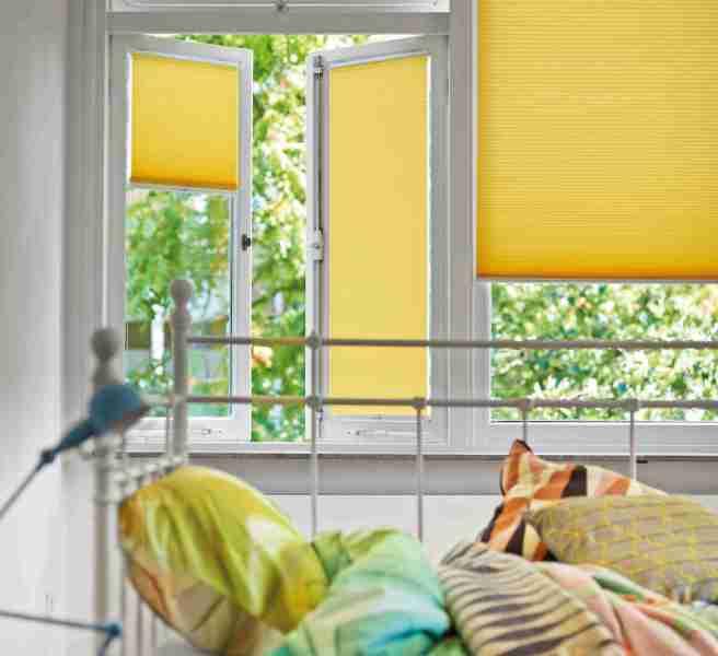 yellow bedroom 2