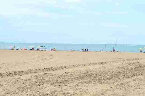 caorle beach