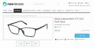 italia glasses