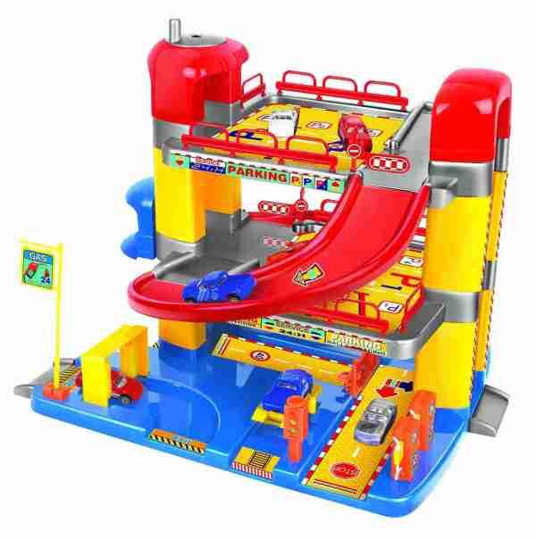 junior toy garage
