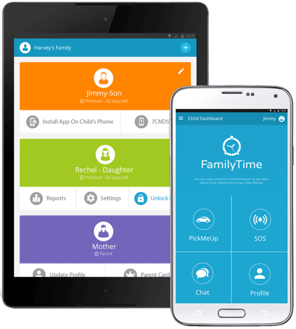 andriod parental controls