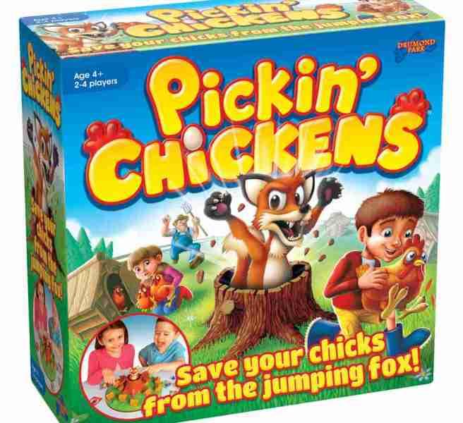 PickinChickens 3D LR
