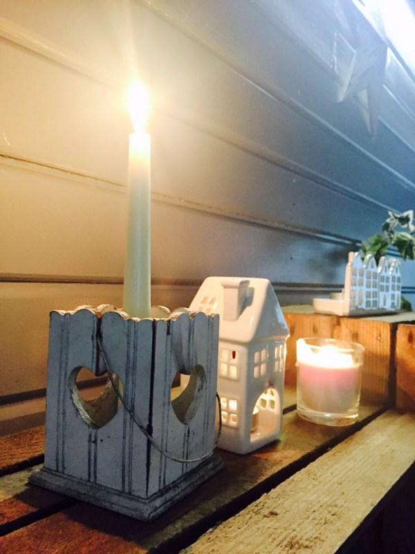 Jollydays candles
