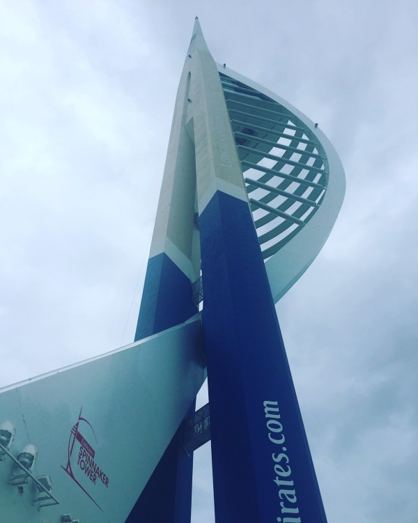 spinnaker tower