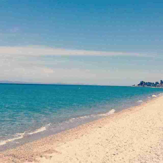 Halkidiki beach Kassandra