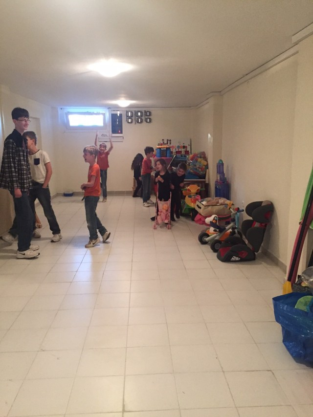 Villa Anna Maria Playroom
