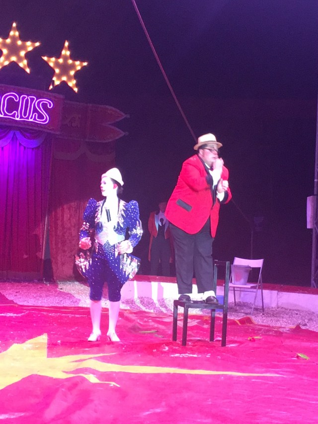 Zippos Circus Totti Clown Family