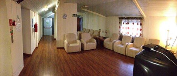 Sala de estar Bege