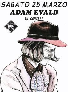 ADAM EVALD