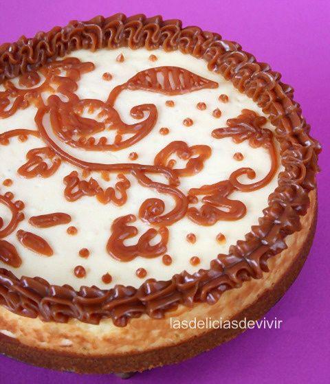 receta-de-cheesecake-dulce-de-leche