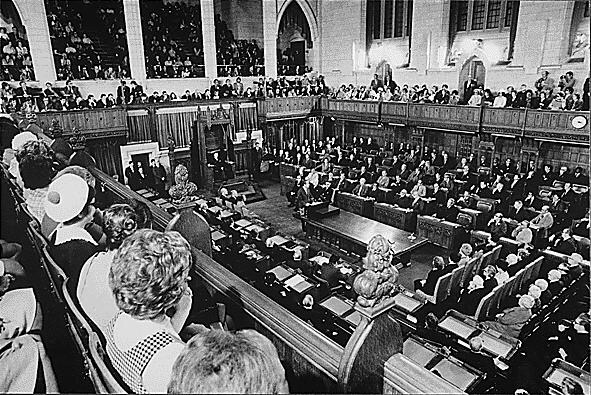 parliment 1950