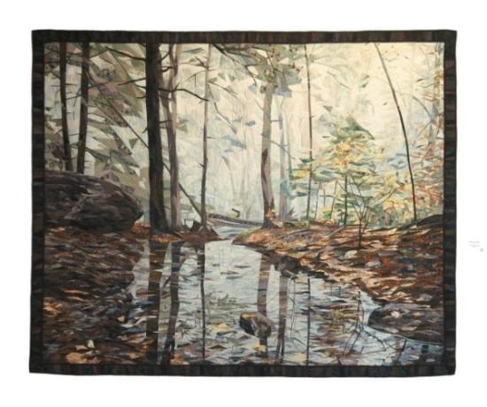 Cynthia England - Piece and Quiet - 198x157