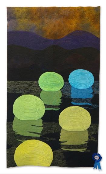 Brigitte Didier - Reflects sur l'eau