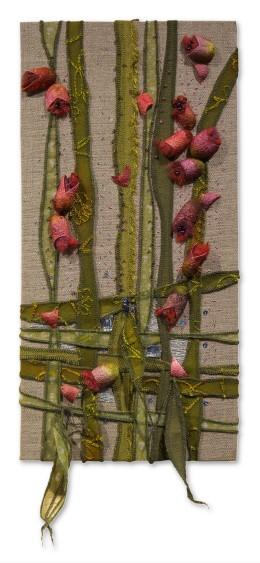 Catherine Tourel - Fleurs d'eau - 20x40