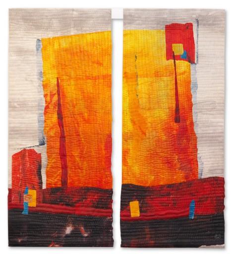 Elly Van Steenbeek - Faith - 90x100