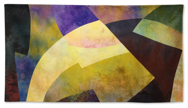 Heide Stoll-Weber - Shapes and Lines 32 - 170x95