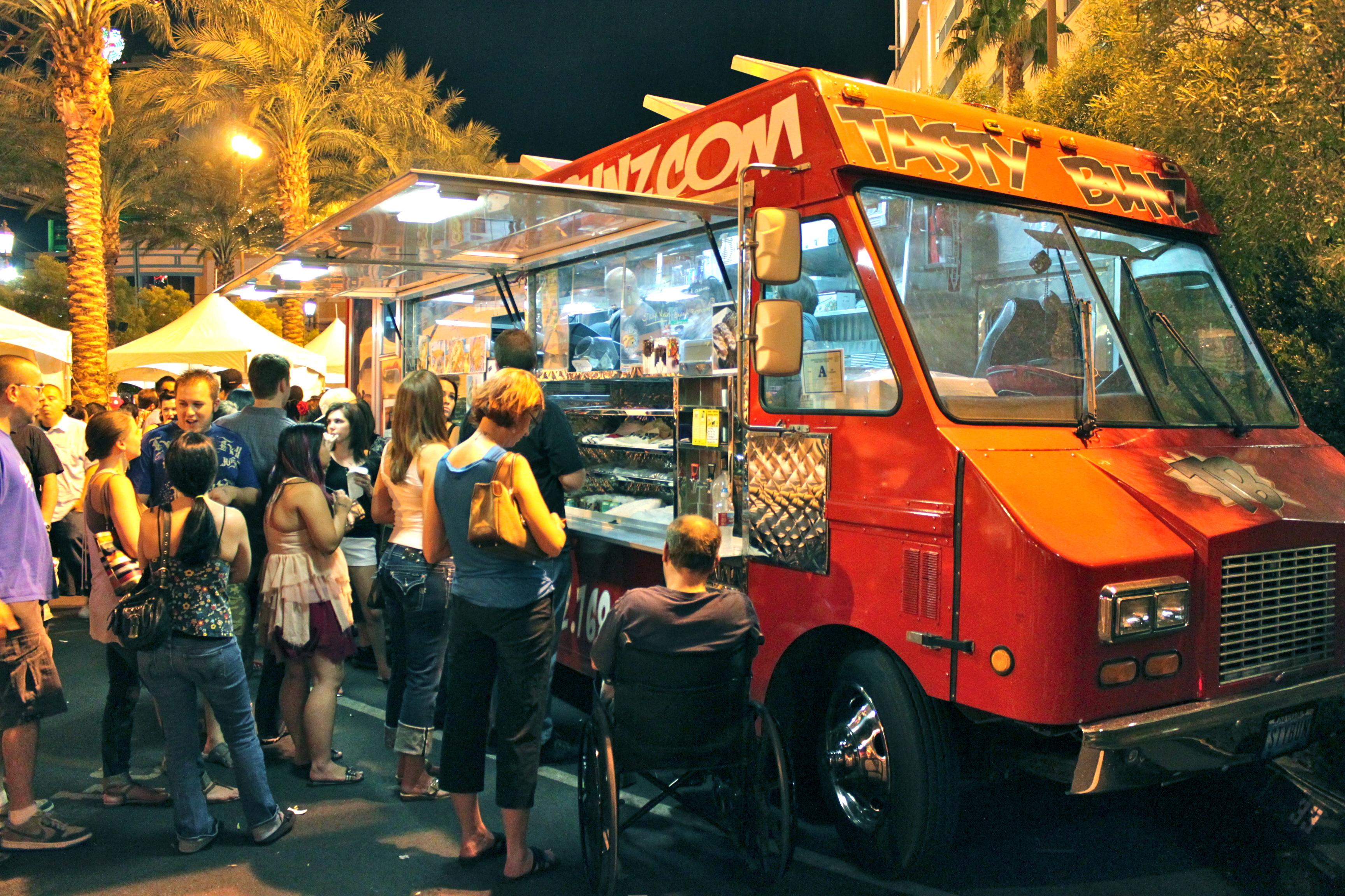 Las Vegas Food Trucks Festival