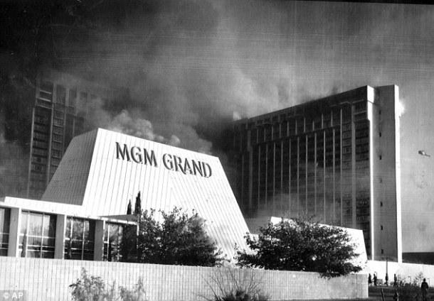 MGM Grand Fire November 21,1980