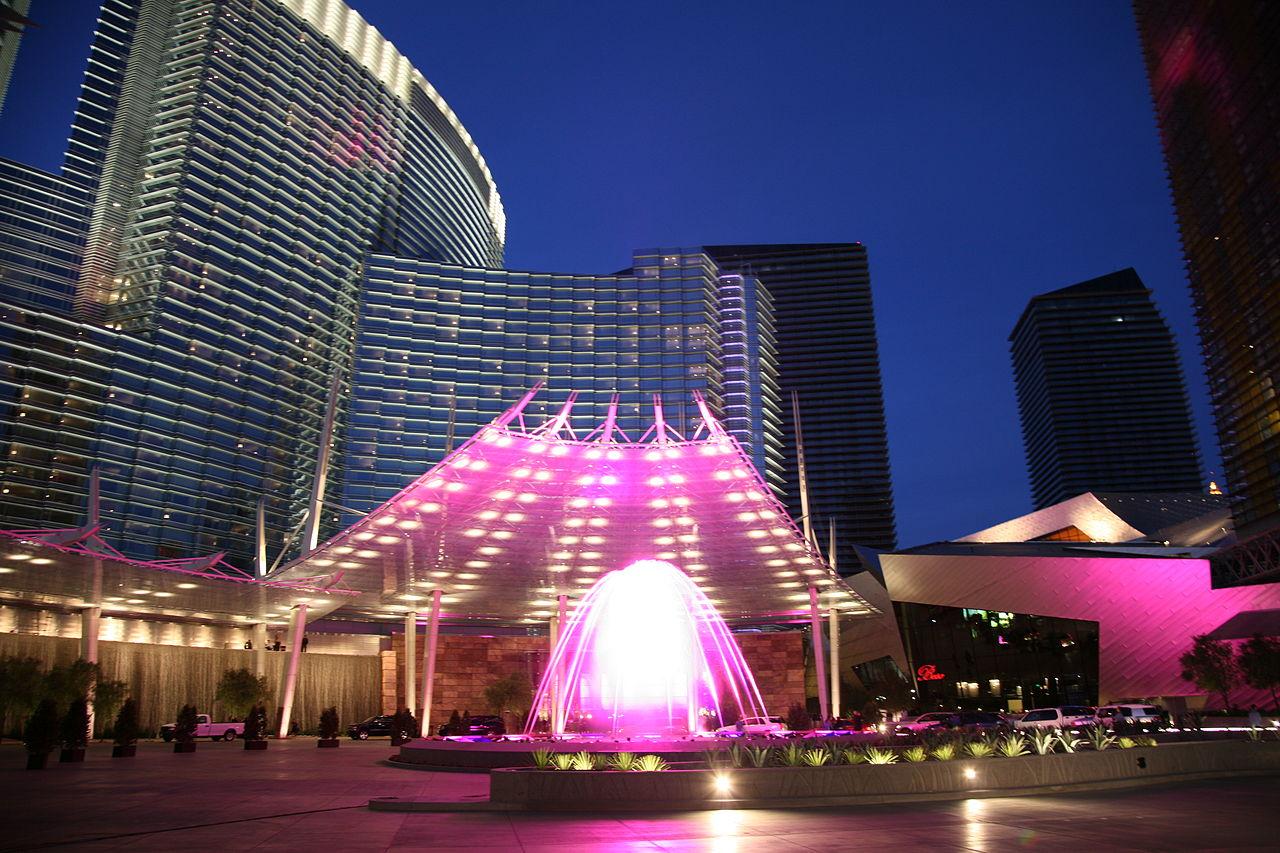 las vegas casino opened in 2009 xword