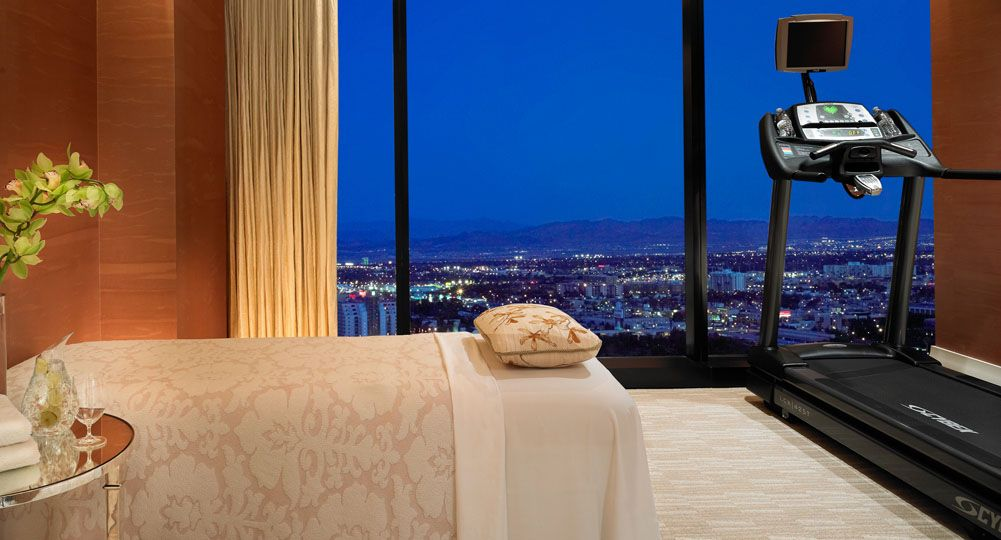 the palms casino resorts hardwood suite become a basketball star