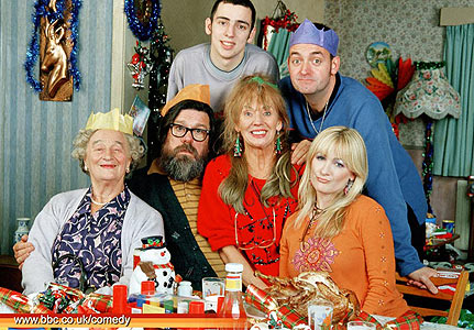 Liz Smith in The Royle Family