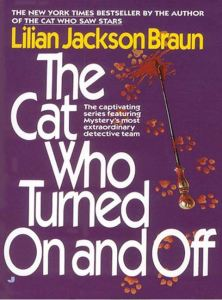 The Late Bloomer and the Cat Who Could Read Backwards at LaterBloomer.com. Lilian Jackson Braun started publishing this series at age 53!
