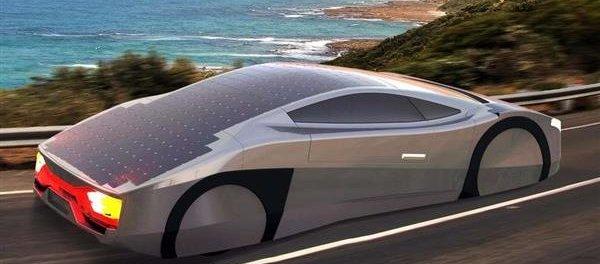 the immortus la voiture solaire qui roule sans se tarir la terre du futur. Black Bedroom Furniture Sets. Home Design Ideas