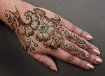 Colorful-Glitter-Mehndi-9