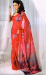 Georgette-Printed-Saree-for-Party